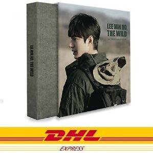 LEEMINHO Photo Book LEE MIN HO, THE WILD Limited Edition Photobook+Card+Holder