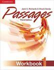 Passages Level 1 Workbook by Jack C. Richards, Chuck Sandy (Paperback, 2014)