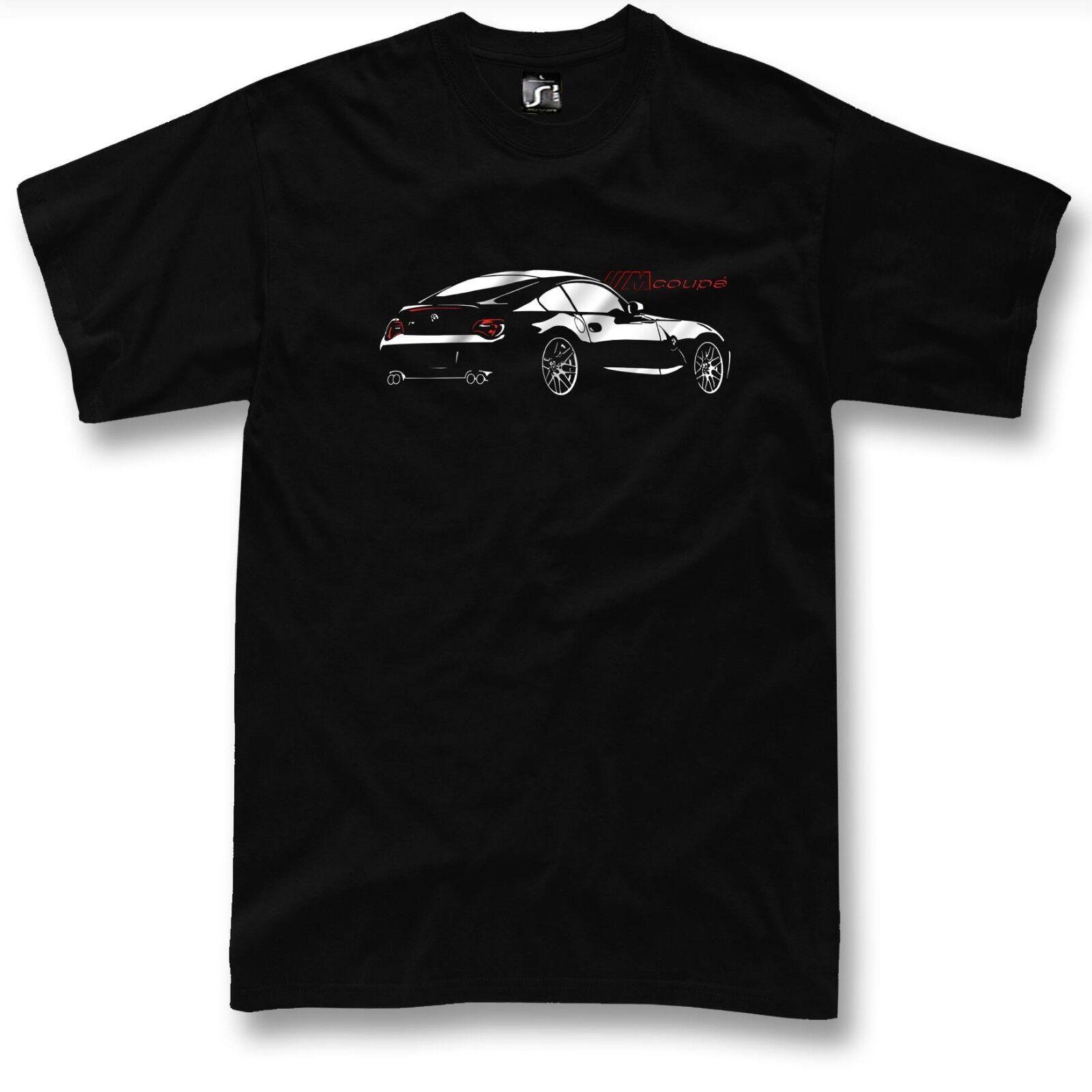 T-shirt for z4 coupe fans E86 s-5XL