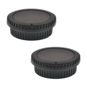 2x-RF-3-Replacement-Body-Cap-amp-Lens-Rear-Cap-f-Canon-5D-Mark-IV-III-II-77D-1D-T7i