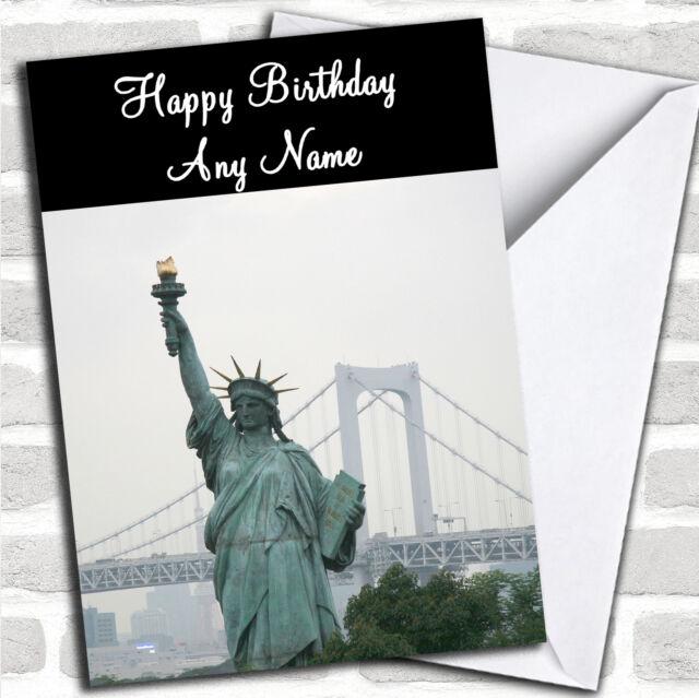 Lady Liberty Envelope Set Assorted