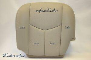 03 04 05 06 cadillac escalade esv ext leather driver. Black Bedroom Furniture Sets. Home Design Ideas