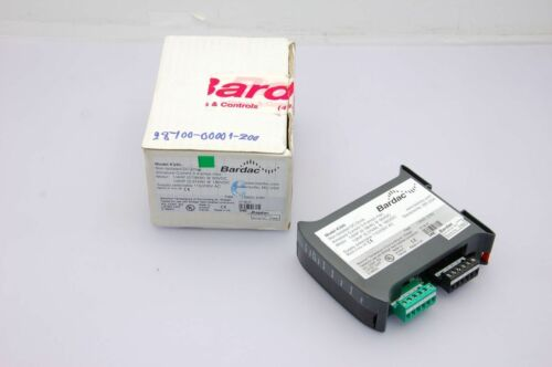 NEW Bardac K340 1//4,1//2HP 90//180VDC  Non-Isolated DC Drive Module 115//230VAC