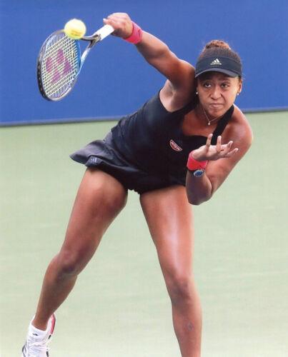 Naomi Osaka UNSIGNED photograph - N291 - Japanese tennis player - NEW IMAGE