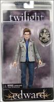 """Twilight Movie 1st Edward Cullen 7"""" Action Figure With Crest Neca Toys on Sale"""
