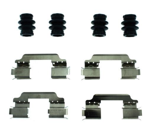 Disc Brake Hardware Kit Rear,Front Centric 117.35051