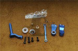 Aluminum Alloy Steering Assembly For Tamiya Cc01 Pajero