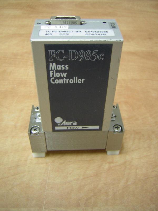 Advanced Energy FC-D985c 50 CCM Mass Flow Controller