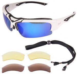 ... LUNETTE-SOLEIL-SPORT-polarisees-avec-lentilles-interchangeable-Cadre- 391b818146c2