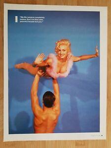 MADONNA-magazine-picture-print-poster-App-22x30cm