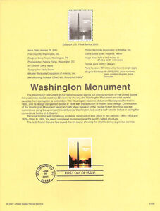 0108-12-25-Washington-Monument-Express-Mail-Stamp-3473-Souvenir-Page