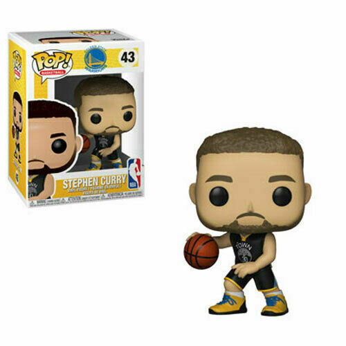 Funko Pop 34449 NBA Pop Golden State Warriors Vinyl Stephen Curry