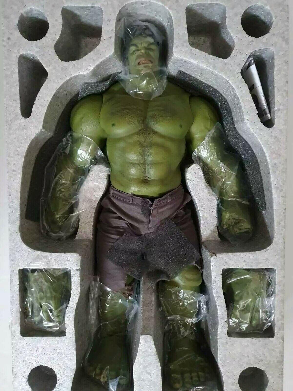 Hulk The  Avengers MMS 186 caliente giocattoli 1 6 Scale  memorizzare