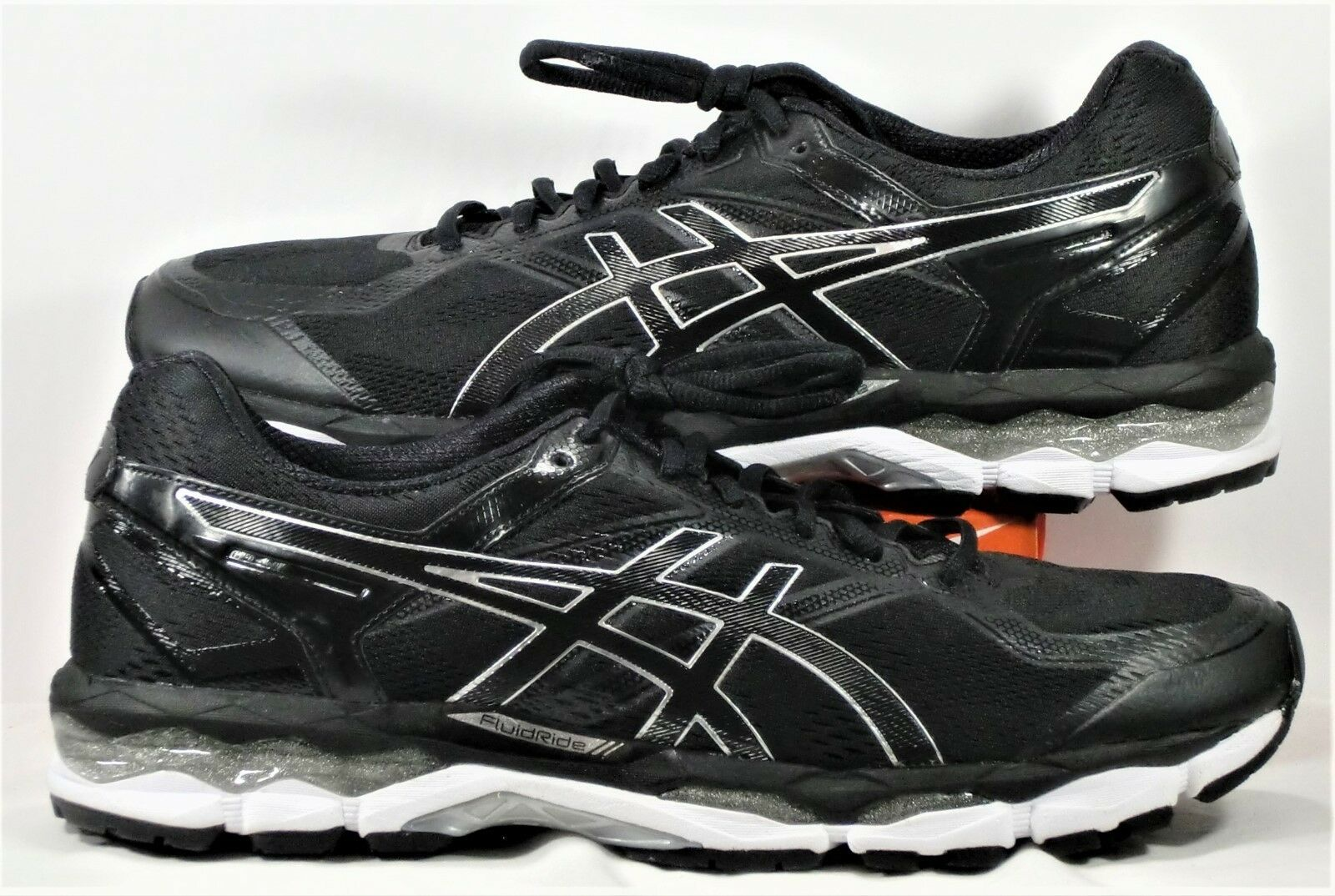 Asics GEL Dynamic Duomax Surveyor 5 Black Onyx Running Shoes Sz 11 NEW T6B4N