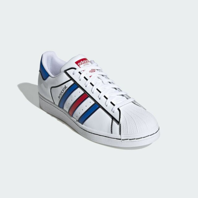 Size 11 - adidas Superstar Graphic Print Style
