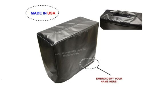 EMBROIDERY ! Kay model 504 Amp Dust Cover WATER REPELLENT