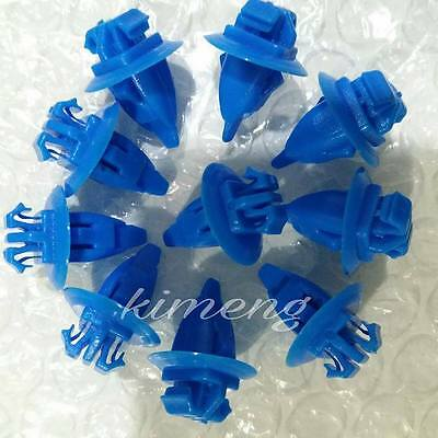 10 x for TOYOTA Hilux Pickup Fender wheel flare moulding clips MK4 MK5 98-04