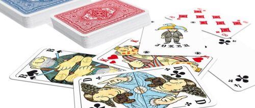 Loriot Romme Canasta Kartenspiel ASS Altenburger 22571007 Bridge