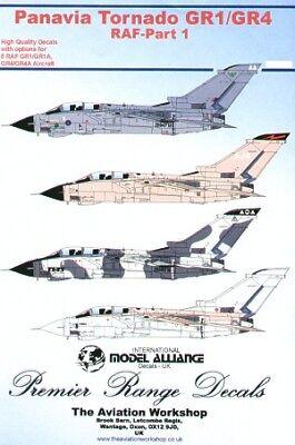 Model Alliance 1//72 Panavia Tornado GR.1//GR.4 part 1 # 72104