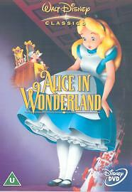 1 of 1 - Alice in Wonderland [DVD] [1951], BRAND NEW SEALED