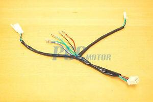 125cc lifan engine wiring harness chinese pit dirt bike xr70 xr50 rh ebay com Custom Motorcycle Wiring Harness Trailer Wiring Harness