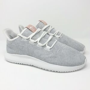 hot sale online 1c42c 8b264 Details about Adidas Originals Womens Tubular Shadow Running Shoe  Gray/White BY9735 Size 10