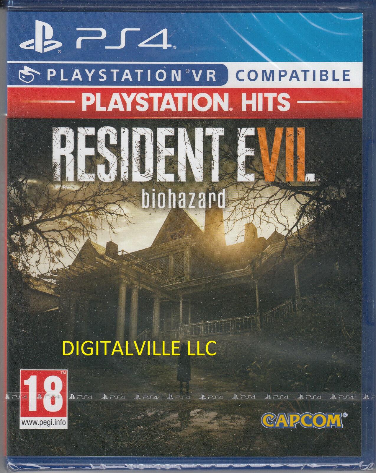 Resident Evil 7 Biohazard For Sale Online Ebay