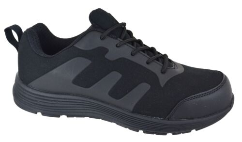 MENS WORK STEEL TOE CAP SAFETY LIGHTWEIGHT HIKING TRAINERS SHOES BOOTS SIZE 6-12