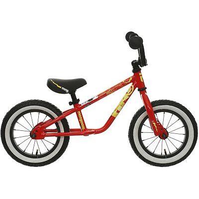 """Mongoose R12 BMX Kids Balance Bike Bicycle 12"""" Wheels Steel Frame Age 3-5"""