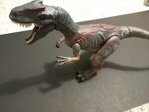 Jurassic World Fallen Kingdom Roarivores Allosaurus Figure