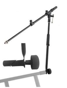 Asta microfonica aggiuntiva a supporto tastiera stativo microfono