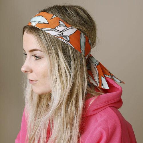 Haarband Haarreif Bandana Stirnband Dutthalter Kopfband Dutthilfe Draht bunt