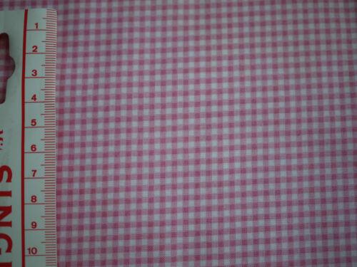 Farben kariert NEU Karo versch 50 cm Makower Patchworkstoff GINGHAM # 920
