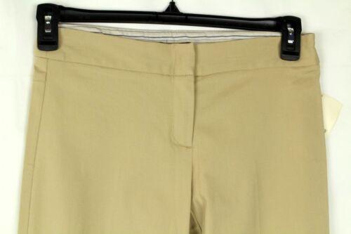 Zampa Bcbg Per Beige Stretch Pantaloni A 4 Donna Retail Taglia Maxazria qqTwFH