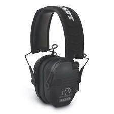 Walkers Game Ear Gwp-rsem Razor Slim Electronic Muff - Black Ca22