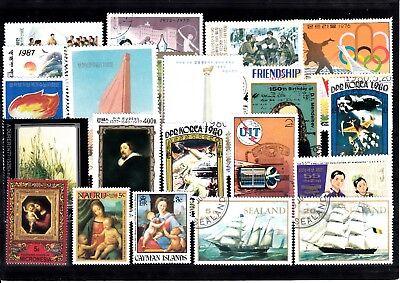 Preiswert Kaufen Lot Briefmarken Stamps Asien Asia O (990) Warm Und Winddicht
