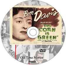 The Corn is Green - Bette Davis, Nigel Bruce  Drama Film Movie on DVD 1945