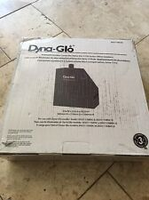 Dyna-Glo DG1176CSC Premium Vertical Offset Charcoal Smoker Grill Cover Black