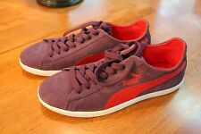 PUMA Suede Tennis Athletic Shoes Womens 9.5 NEW - No Box