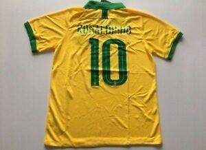 Herren T-Shirt CBD Pele 1970 World Cup Brazil Away
