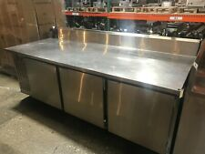 93 Emi Custom Commercial Refrigerated Worktop