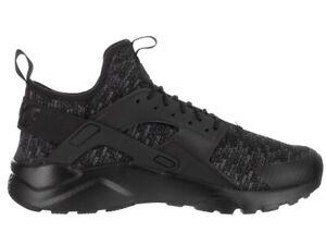 Autonomía fórmula embrague  Nike Air Huarache Ultra SE Negro Gris Run Zapatillas Zapatos UK 4 EUR 36.5  US 4.5   eBay