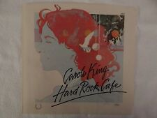 "CAROLE KING ""HARD ROCK CAFE"" PICTURE SLEEVE! BRAND NEW! NICEST COPY ON eBAY!!"