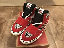 20966c6d7e VANS X Fog Fear of God Mountain Edition Hi Red Size 11 Limited for ...