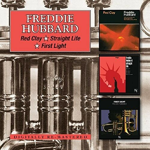 Freddie Hubbard - Red Clay/Straight Life/First Light [New CD] UK - Import