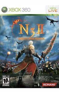 N3 II Ninety-Nine Nights 2 Xbox 360 Game Rpg Fantasy