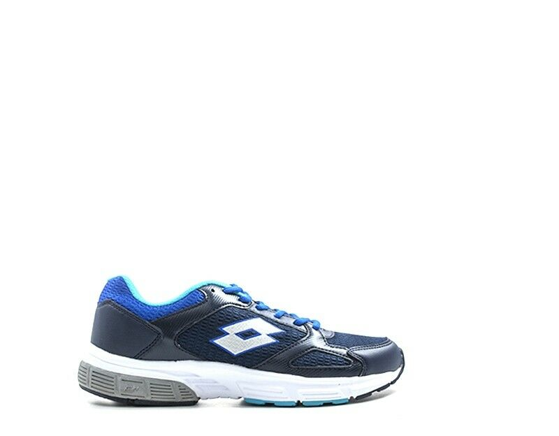 shoes  LOTTO Man bluee Fabric,PU T6595  big discount