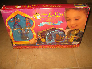Mattel-Disneys-Aladdin-Once-Upon-a-Time-Playset-New