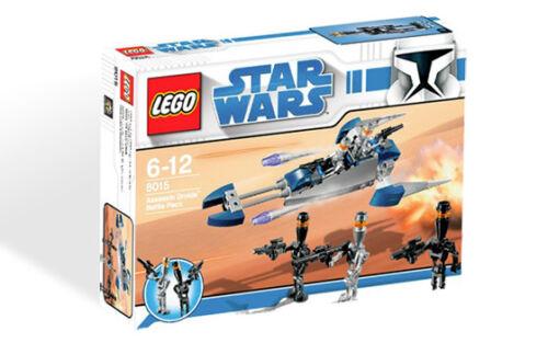 Lego 8015 Star Wars Assassin Droids Battle Pack ™ Brand NEW