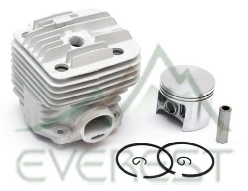 New Stihl TS400 TS 400 Cylinder Head Piston Kit With Rings Pin Clips 49mm